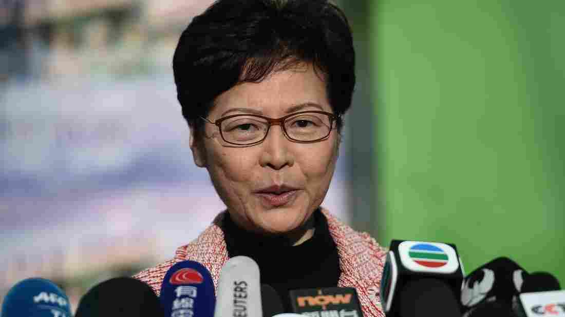 Warnings, Wariness Mingle With Joy After Hong Kongs Pro-Democracy Landslide –NPR