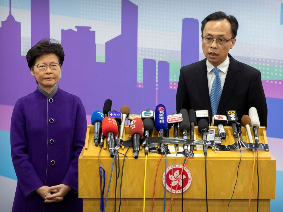 Why is Beijing going out of the way to endorse deeply unpopular CarrieLam?