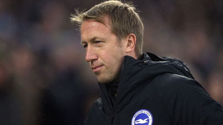 Brighton hand Graham Potter new six-year deal after just six months at the helm – SkySports
