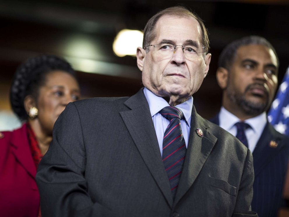 House Judiciary Committee sets 1st impeachment hearing