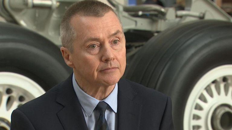 British Airways owner IAG agrees £864m deal to buy Air Europa – SkyNews