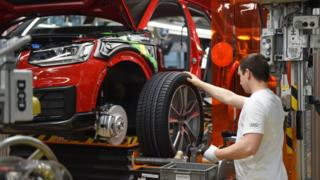 Audi to cut 9,500 jobs to fund electric car push – BBCNews