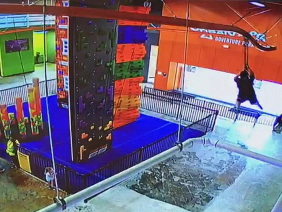 Mother whose 10-year-old fell from zip line files lawsuit inFlorida
