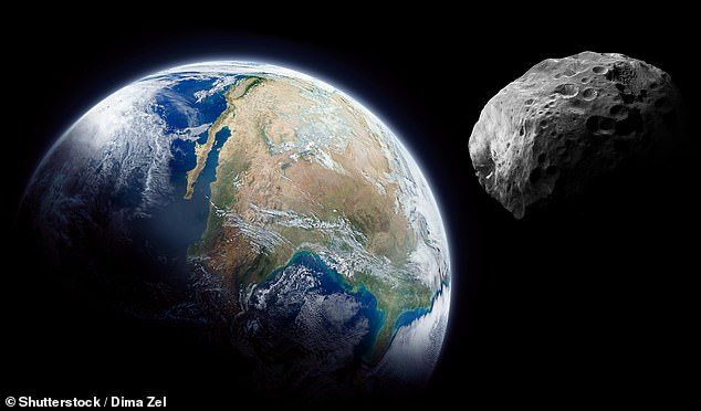 NASA finds sugars on meteorites for first time in a step for theory that life evolved from Asteroids – DailyMail