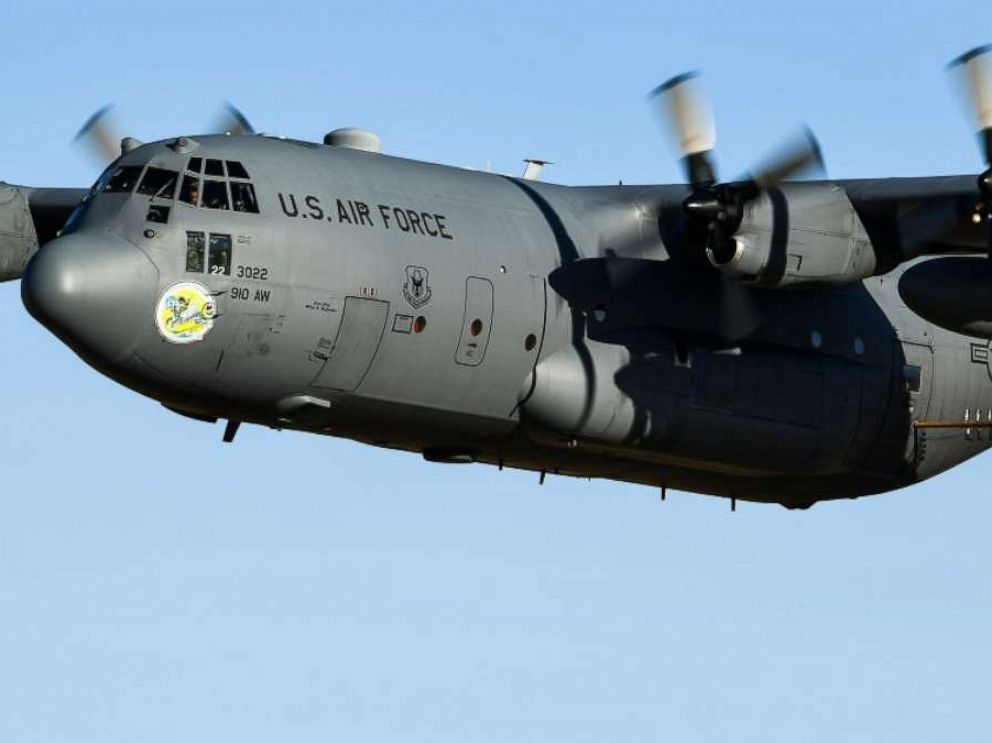 Coast Guard searching for airman who fell out of plane into Gulf ofMexico