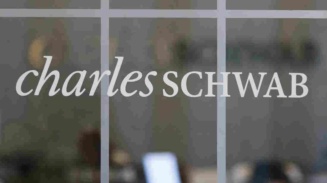 Charles Schwab To Buy TD Ameritrade, Creating Brokerage Behemoth –NPR
