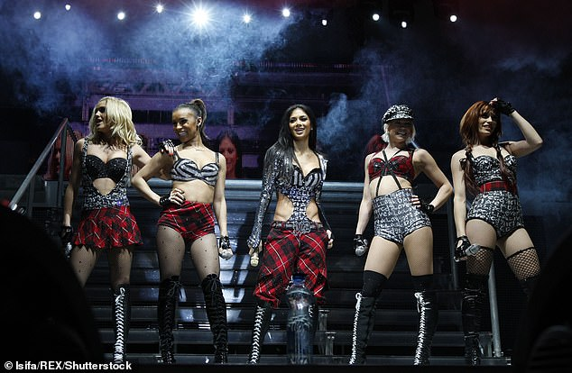 The Pussycat Dolls announce they are REUNITING for a UK tour next year – Daily Mail