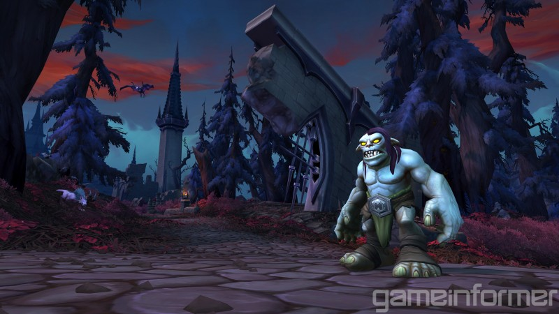 An Exclusive Tour Of World of Warcraft: ShadowlandsRevendreth
